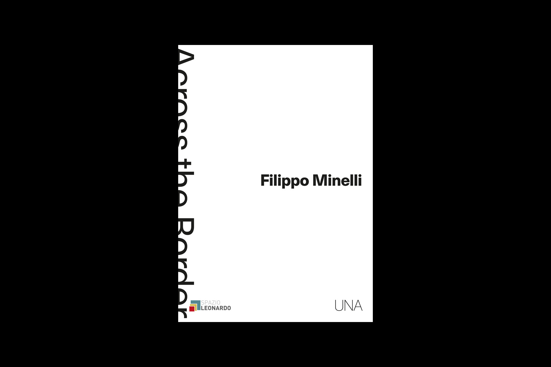 filippo minelli across the border