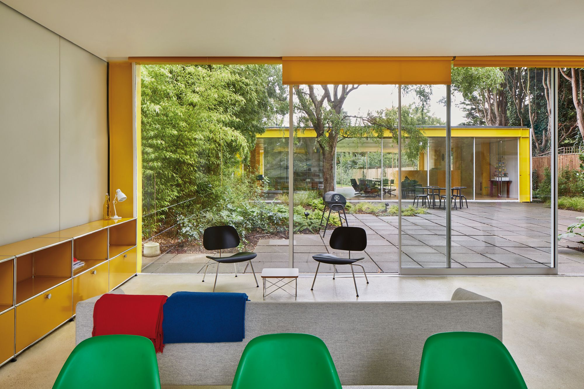 richard rogers house wimbledon