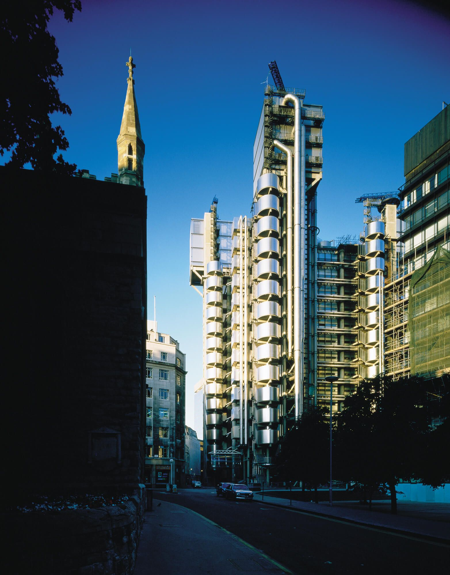 richard rogers lloyds london
